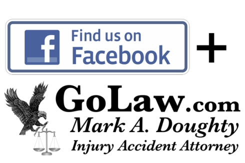 ACCIDENT INJURY LAWYERGoLaw.com - California Accident-Injury Lawyer - Mark A Doughty invites you to join our Social Media Networks on Facebook.com/DoughtyLaw.  Get a FREE Legal Consultation when you call 1-530-674-1440 or click http://GoLaw.com
