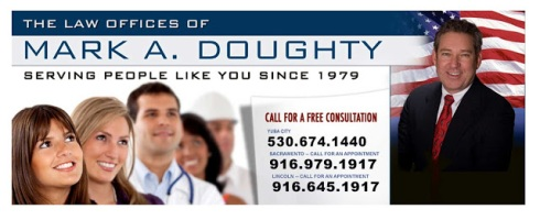 GoLaw.com and Personal Injury Lawyer Mark A Doughty